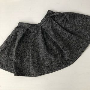 XS stretch waist skirt